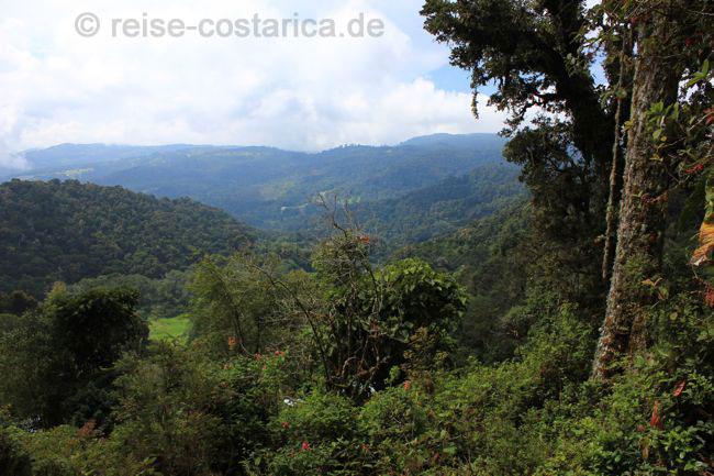 Urlaub in der Natur, Costa Rica