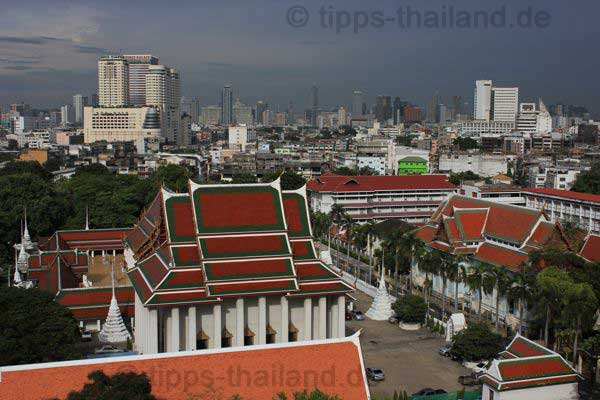 Bangkok, Thailand, Golden Mount