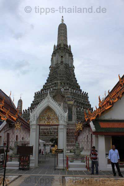 Wat Arun in Thailand, Bangkok